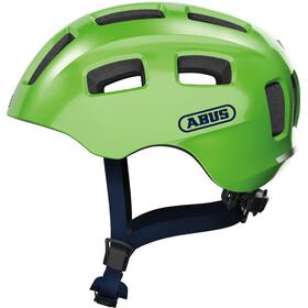 ABUS Youn-I 2.0 Helmet Youth, zielony